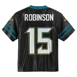 Jacksonville Jaguars Toddler Boys' Player Jersey