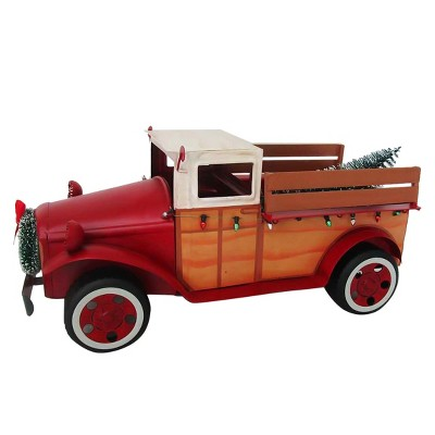 Large Decorative Truck Figurine - Wondershop™