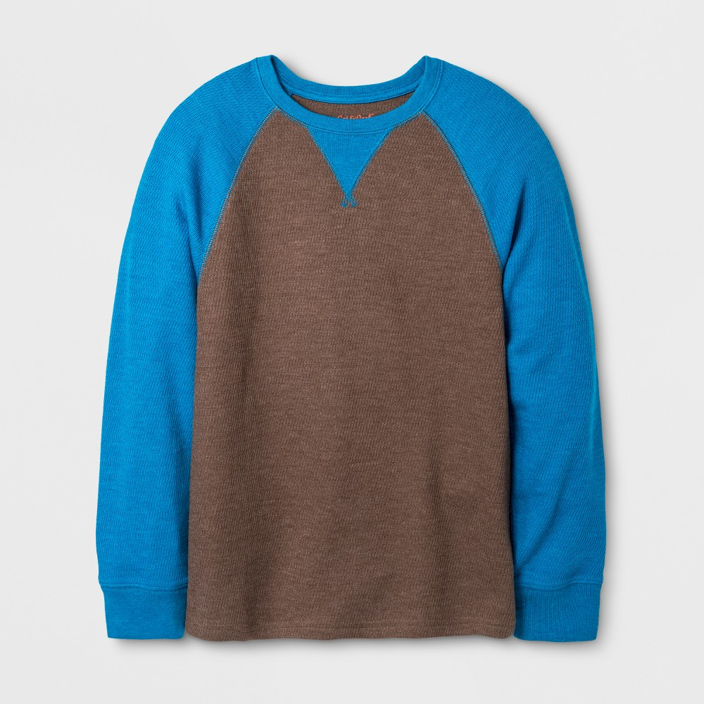 Boys T-Shirt - Cat & Jack Forest Brown XL