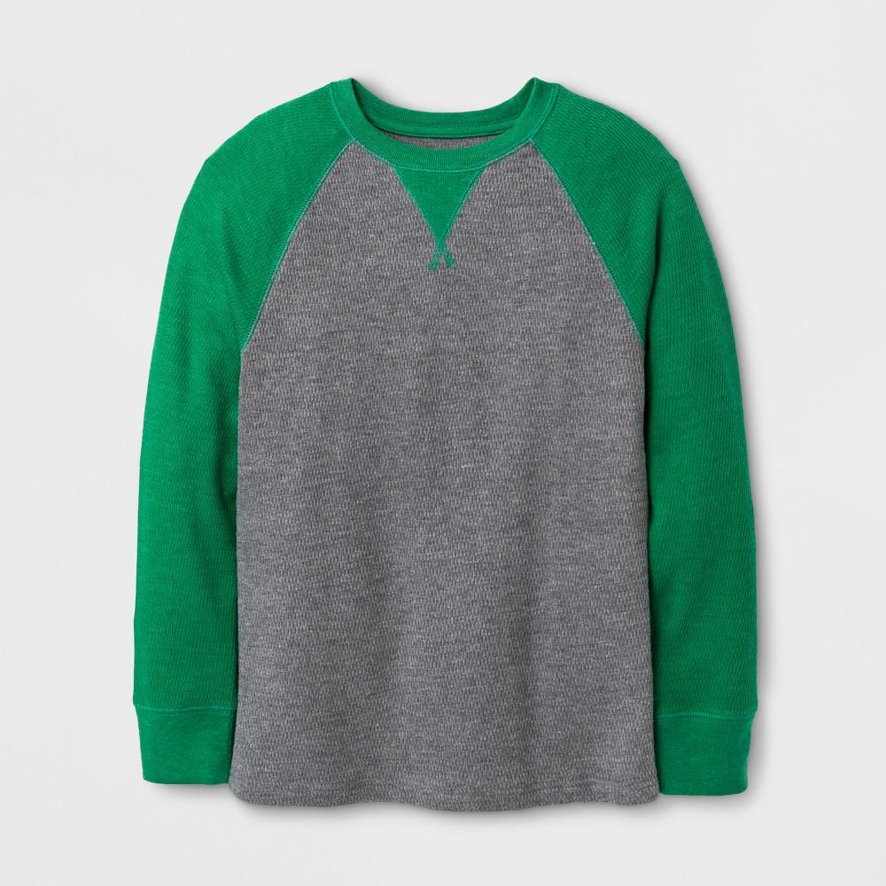 Boys T-Shirt - Cat & Jack Black XL