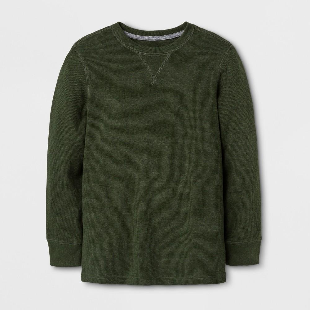 Boys T-Shirt - Cat & Jack Medium Forest L, Green