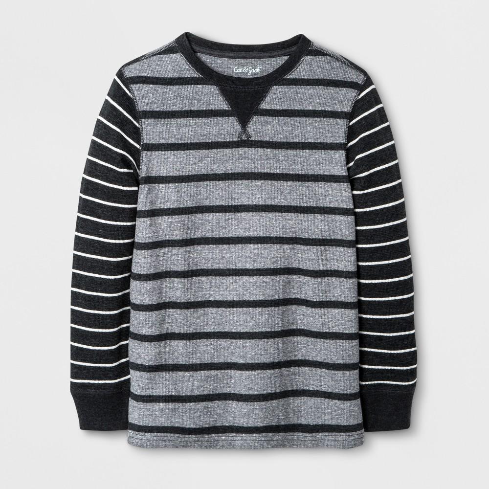 Boys T-Shirt - Cat & Jack Black S
