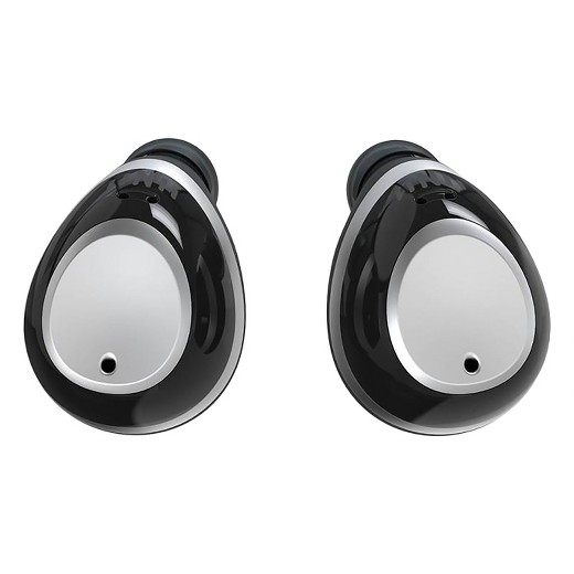nuheara iqbuds truly intelligent bluetooth wireless earbuds with extended battery life black. Black Bedroom Furniture Sets. Home Design Ideas