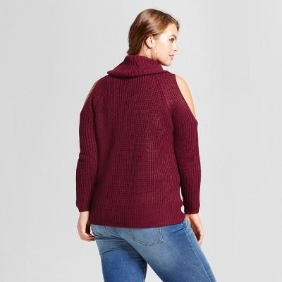 knit purple sweater : Target