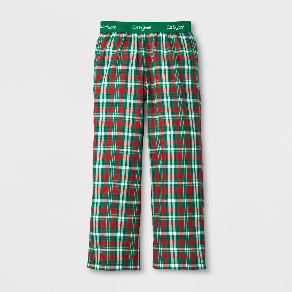Boys Pajama Pants - Cat & Jack Green L