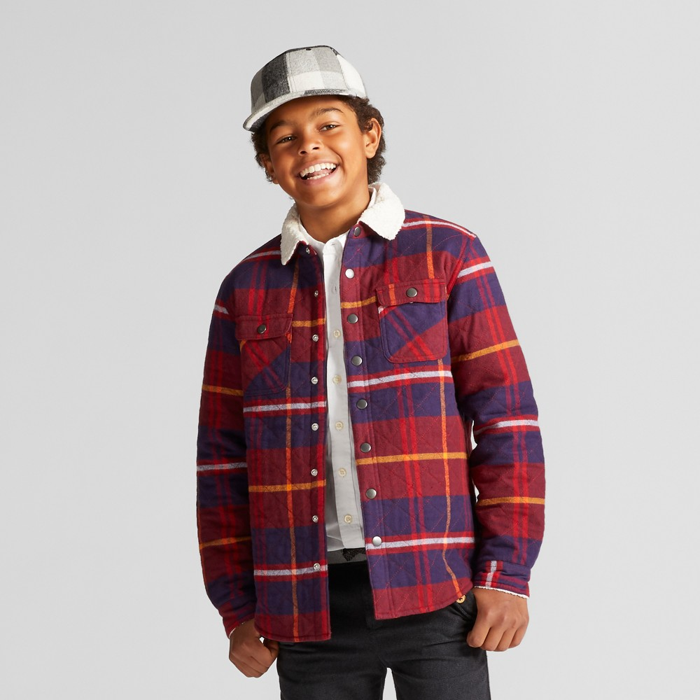 Boys Jacket - Cat & Jack Red S