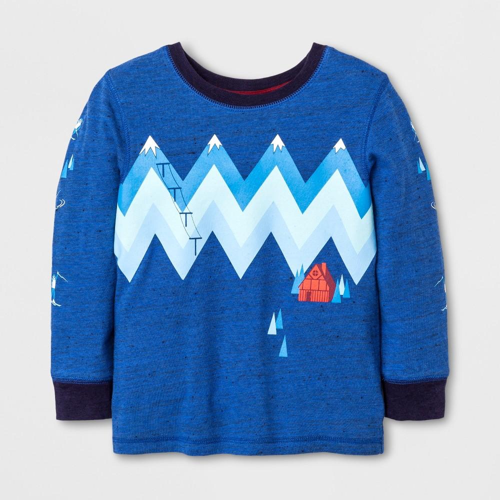 T-Shirt Blue Streak 2T, Infant Boys