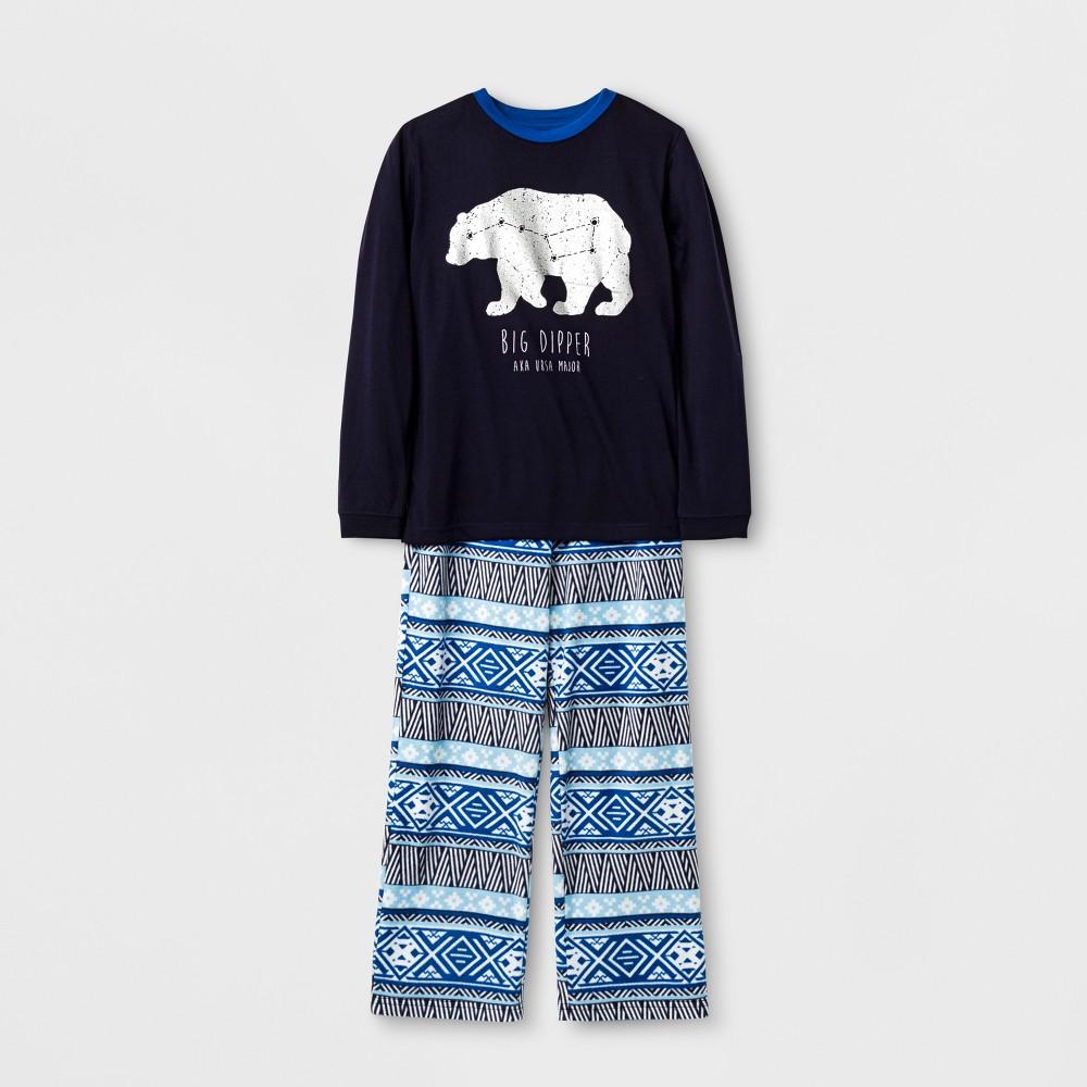 Boys 2pc Big Dipper Pajama Set - Cat & Jack Stately Blue S