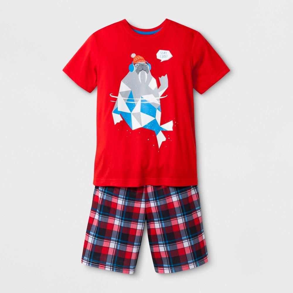 Boys Pajama Set - Cat & Jack Red L