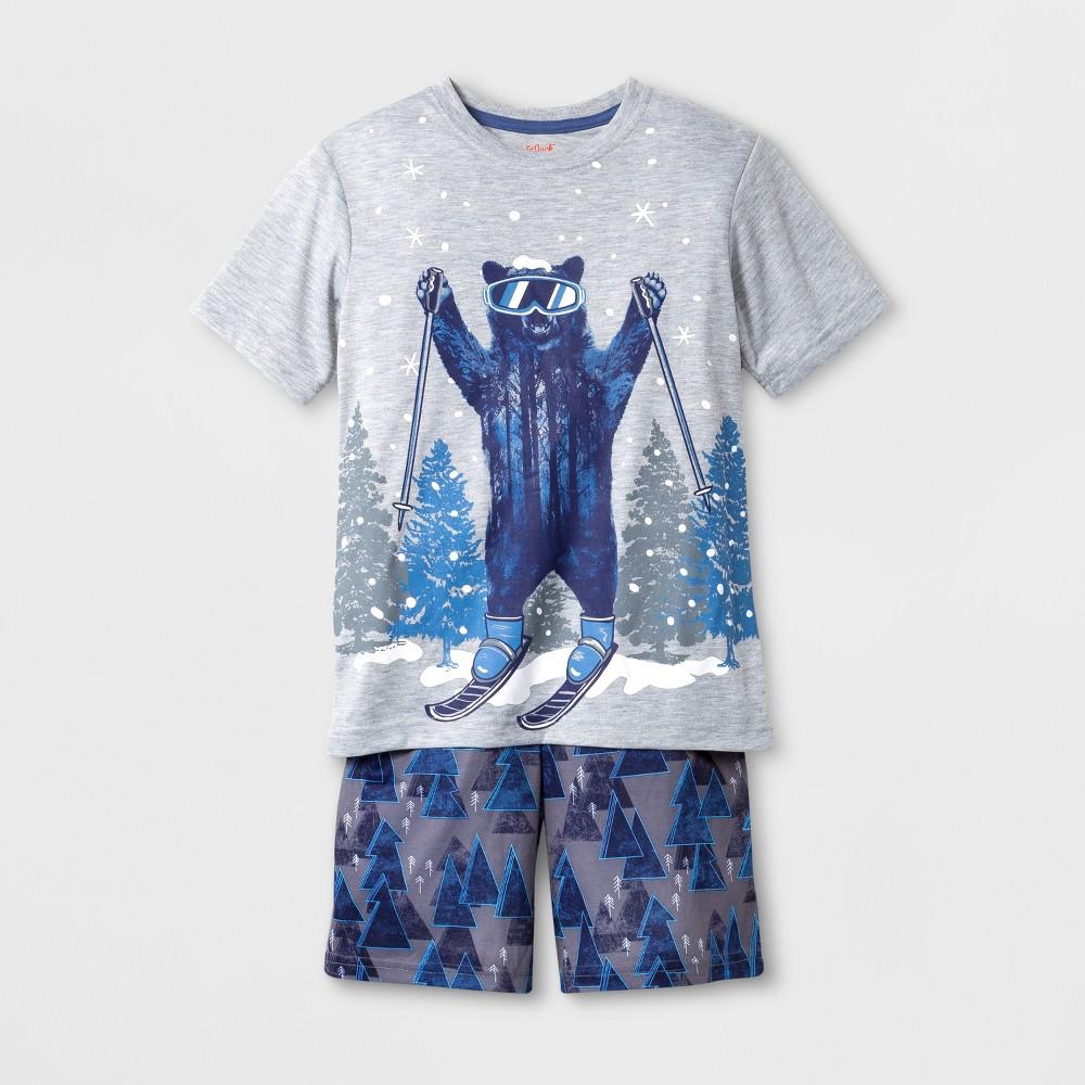 Boys Pajama Set - Cat & Jack Gray M
