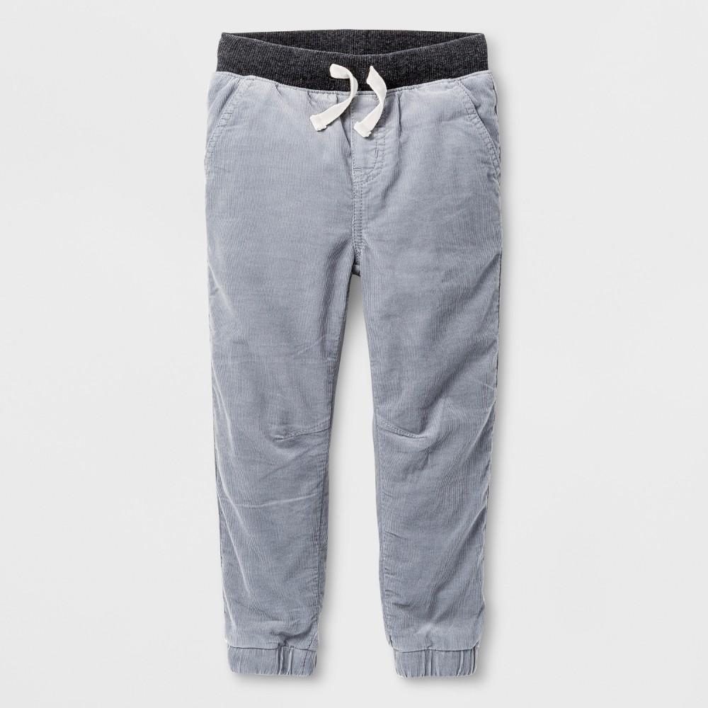 Toddler Boys Jogger Pants - Cat & Jack Nimbus Cloud 2T, Gray