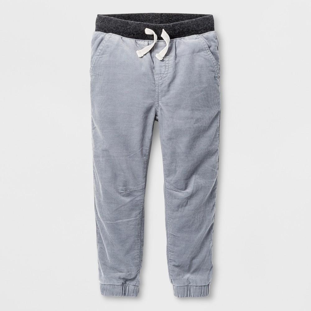 Toddler Boys Jogger Pants - Cat & Jack Nimbus Cloud 3T, Gray