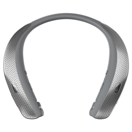 LG Tone Studio W120 Wireless Stereo Headset - Titan Gray