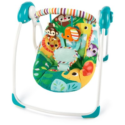 Bright Starts™ Safari Surprise Portable Swing