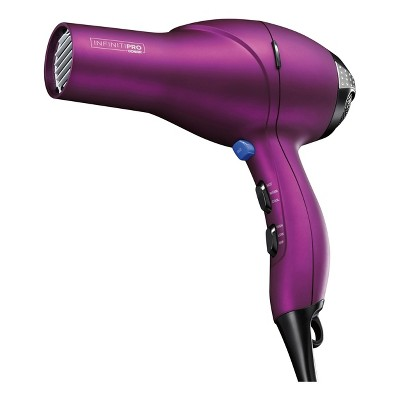 InfinitiPro by Conair Magenta Professional Hair Dryer