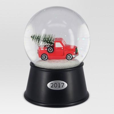 Truck Snow Globe - Threshold™