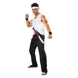 Ninja Sword, Sheath & Belt Adult Accessory Kit