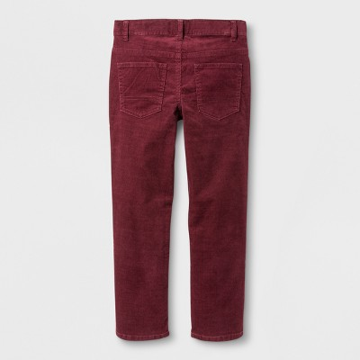 5 Pocket Corduroy Pants cASJle5s