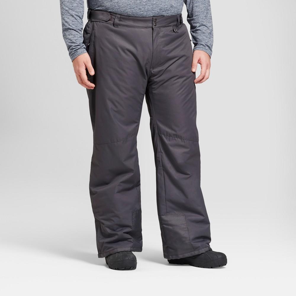 Activewear Pants Zermatt Gray 6XL, Mens, Grey