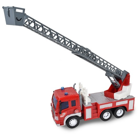 Maxx Action Fire Rescue Ladder Truck - image 1 of 3