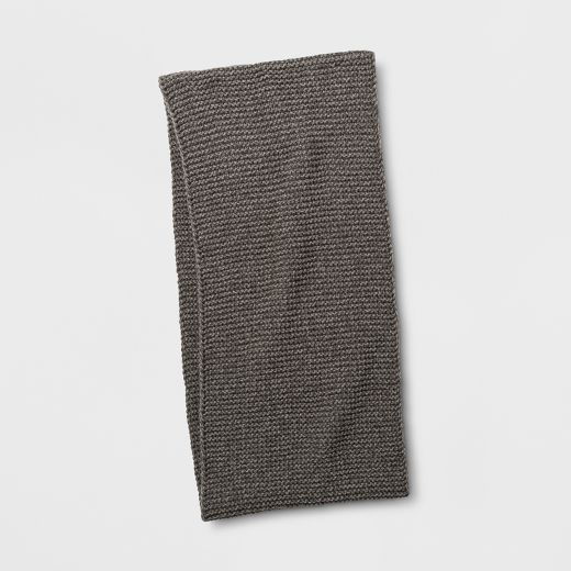 Men's Needle Stitched Snood - Goodfellow & Co™ Heather Gray One Size