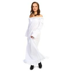 Renaissance Chemise Dress Adult Costume One Size Fits Most