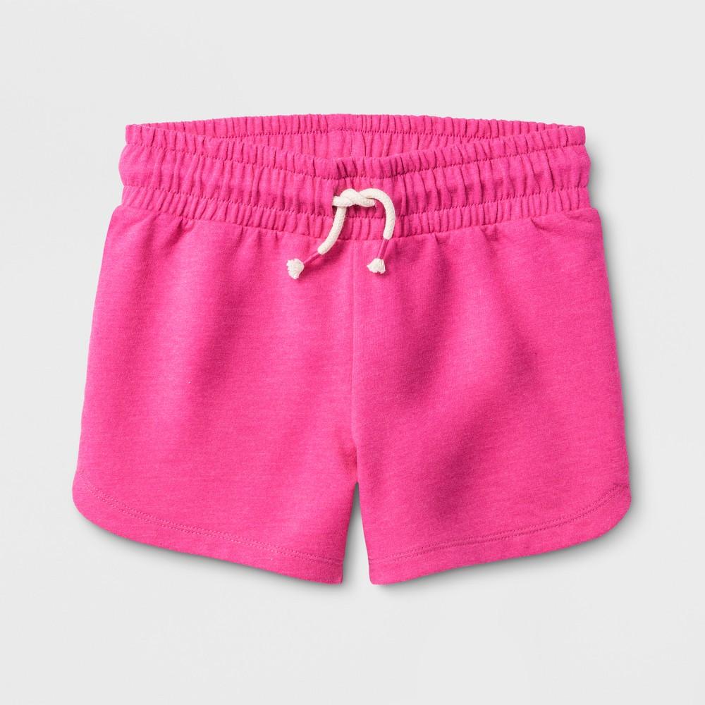 Girls Knit Shorts - Cat & Jack Pink XS