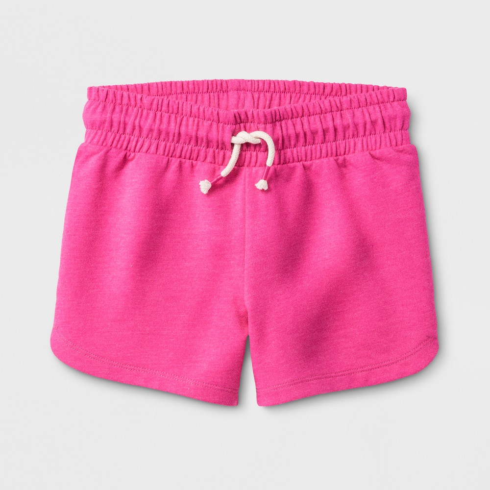 Girls Knit Shorts - Cat & Jack Pink S
