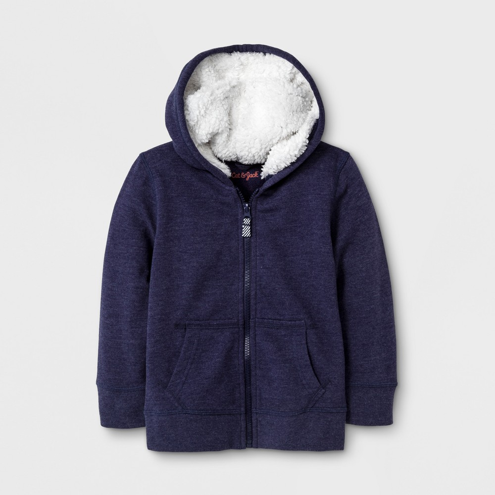 Sweatshirts Stately Blue 18 M, Toddler Boys