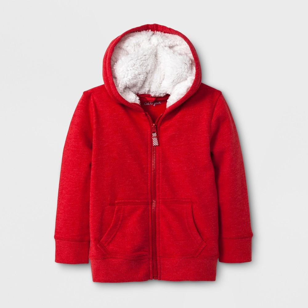 Sweatshirts Wowzer Red 12 M, Toddler Boys