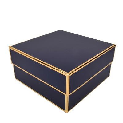 Large Square Navy Gift Box - sugar·paper™  sc 1 st  Target & Large Square Navy Gift Box - sugar·paper™ : Target Aboutintivar.Com