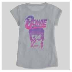 Toddler Girls' Bowie Short Sleeve T-Shirt - Pewter