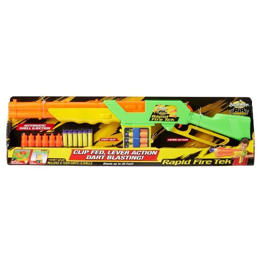 Buzz Bee Toys Air Warriors Rapid Fire Tek