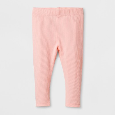 Baby Girls' Leggings - Cat & Jack™ Pink 0-3 M