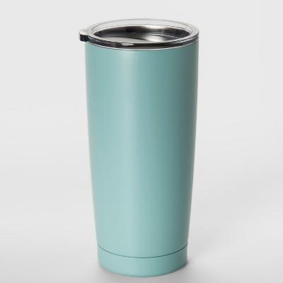 Maverick 18oz Stainless Steel Portable Tumbler Aqua - Threshold™