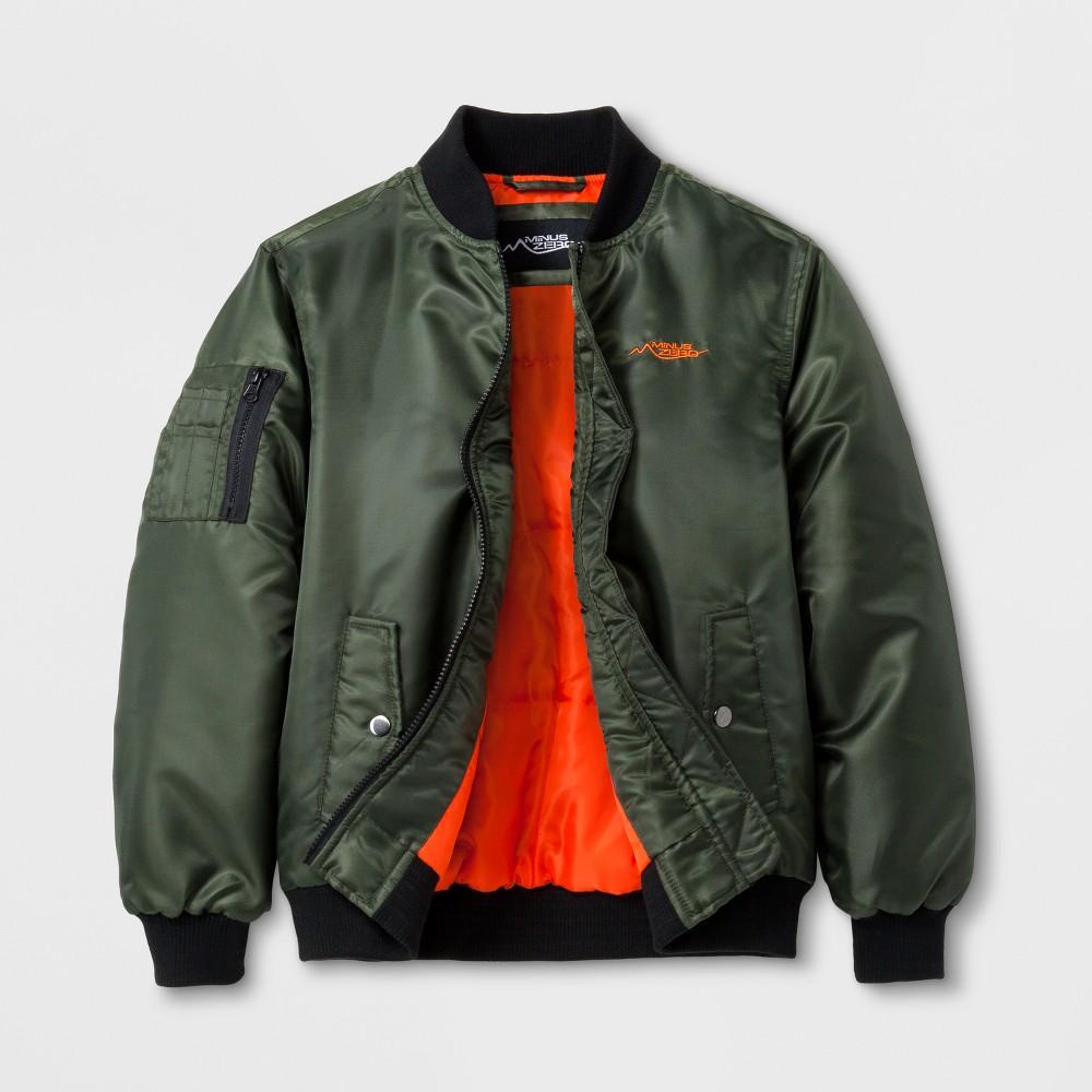 Minus Zero Boys Jacket - Green L