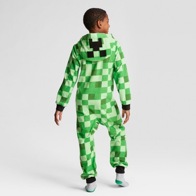 minecraft boys footed sleeper green - 28 images - boys pajamas robes ... b882c5cec