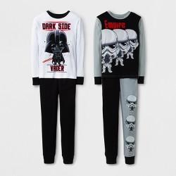 Boys' Star Wars® Pajama Set - Black