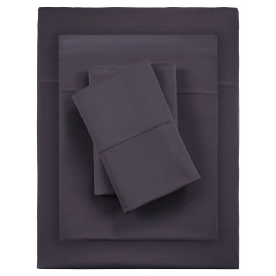 Sheet Sets Black Non-woven Fabric FULL