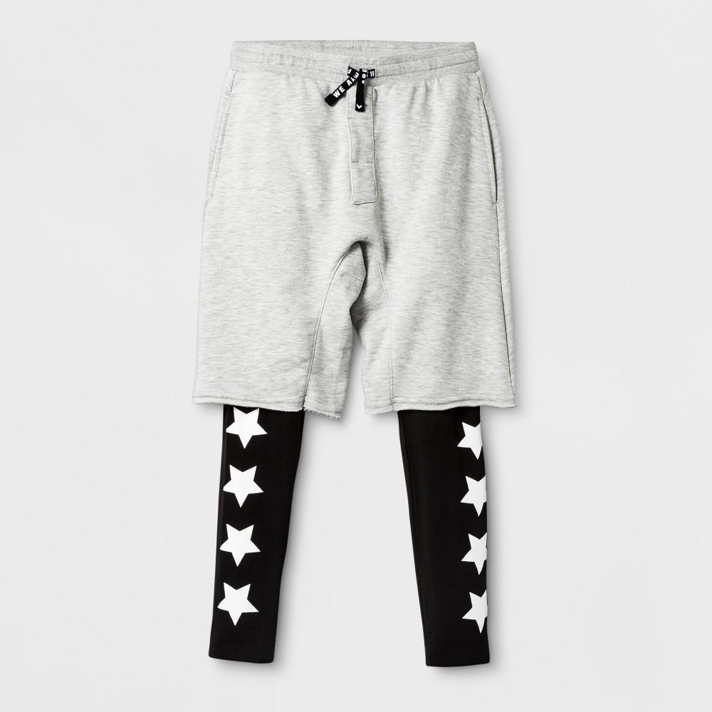 Boys Pull-On Pants - Art Class Heather Gray S