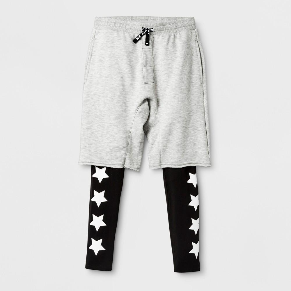 Boys Pull-On Pants - Art Class Heather Gray M