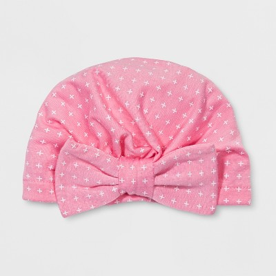 Baby Girls' Headband - Cat & Jack™ Pink One Size