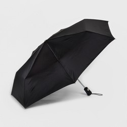 Totes® Compact Umbrella With NeverWet Technology