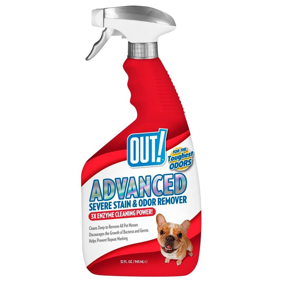 Out! Advanced Severe Stain & Odor Remover - 32oz