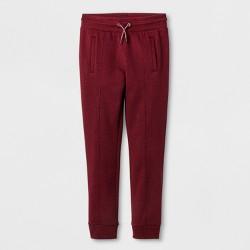 Boys' Jogger Pants - Cat & Jack™ Black Red