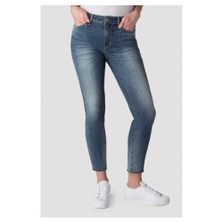 DENIZEN® from Levi's® Women's High Rise Ankle Slim Jeans - Medium Wash