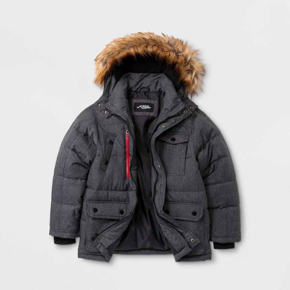 Minus Zero Boys Puffer Jacket - Gray XL