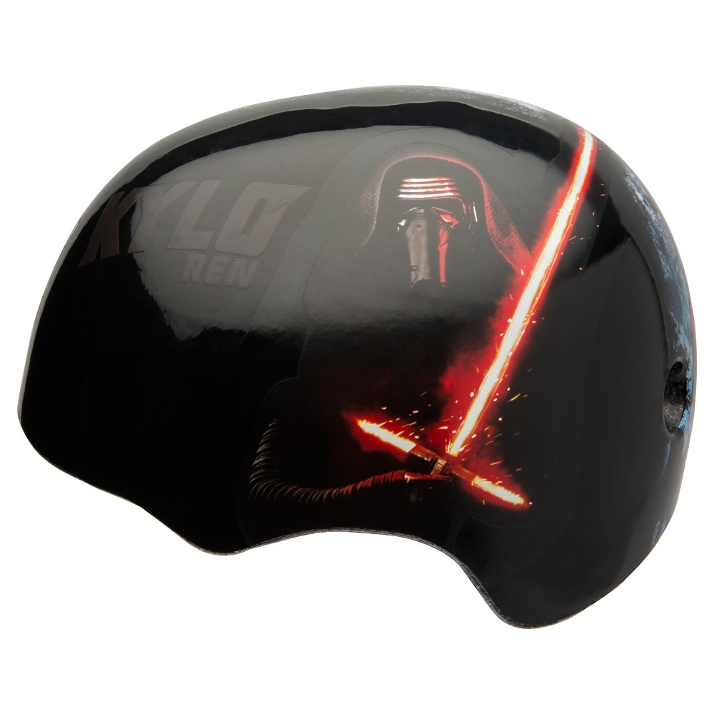 Star Wars 2D Villan Child Helmet - Black