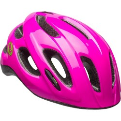 Bell Sports® Connect Youth Helmet - Pink