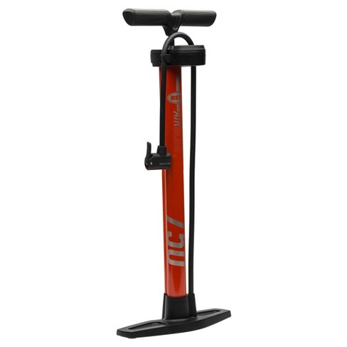 Bell Sports® Air Glide 750 Floor Pump With  Gauge - Orange - image 1 of 2